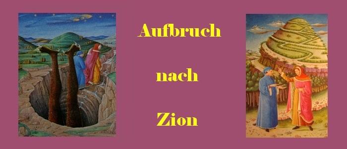 Aufbruch nach Zion