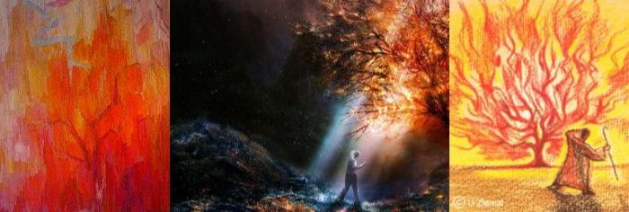 Der brennende Dornbusch