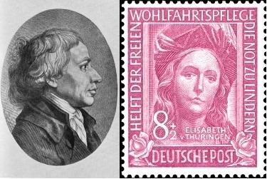 Elisabeth und Johann