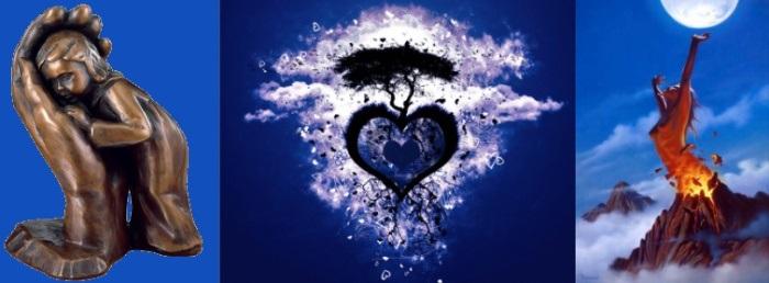Geborgenheit Liebe Befreiung