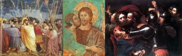 Judas ein Freund