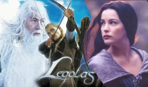Legolas Arwen