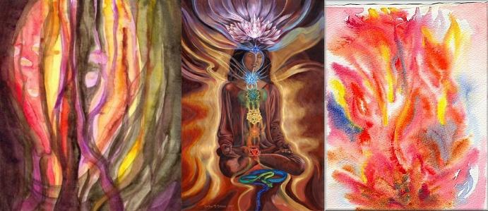 Spirituelle Erlebnisse in der Kunst2