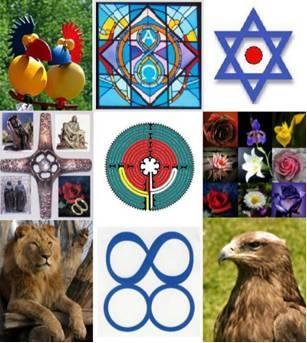 Symbole der neuen Zeit