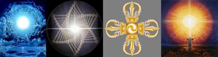 Symbole einer lichtvollen Zeit