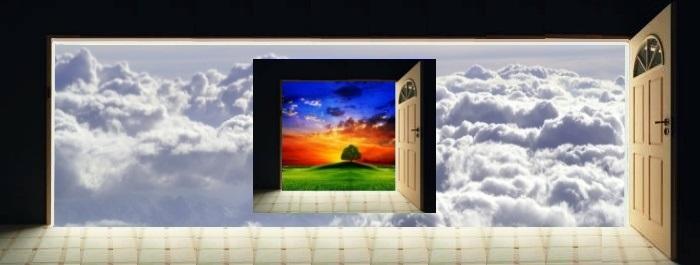 Tretet ein die Himmel warten auf euch