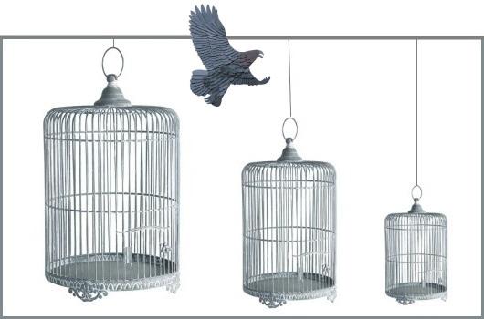 das Vogelkäfigmodell