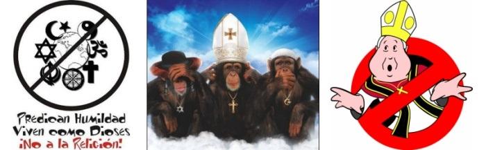 dogmatische Religionen werden verschwinden