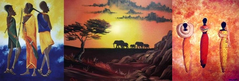 eines fernen Tages in Afrika