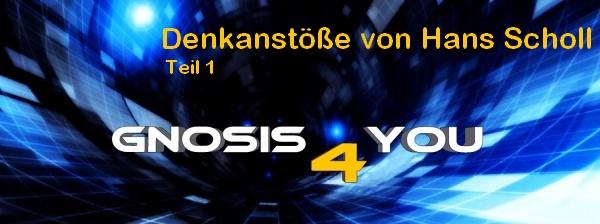 gnosis4you Denkanstöße 1