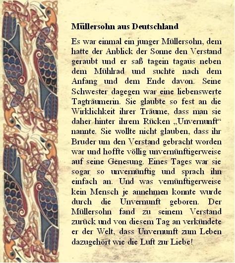 müllersohn aus Deutschland