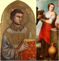 stephanus und Rebecca