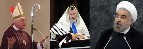 Drei Theologen 2015