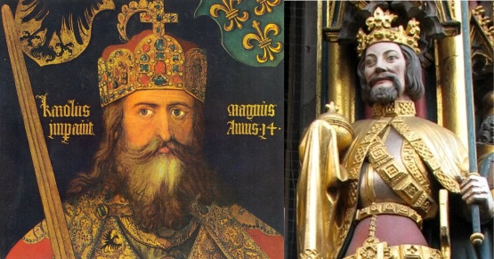 Karl I und Karl IV